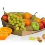 Fruitmand Moët & Chandon